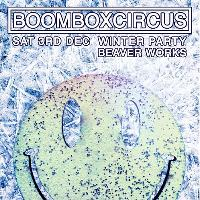 Boombox Circus - Winter Party