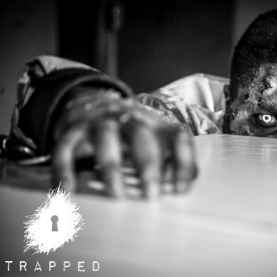 Trapped in a Room with a Zombie | Trapped Escape Rooms London | Sun ...