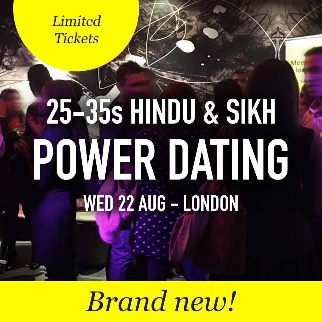 Hindu speed dating events london