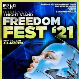 1 Nightstand Freedom Fest