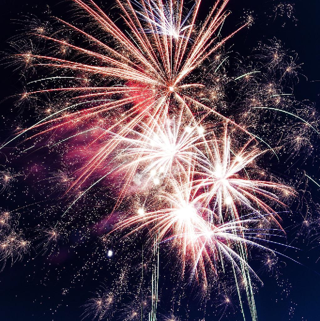 Fireworks Celebration with special celebrity acts