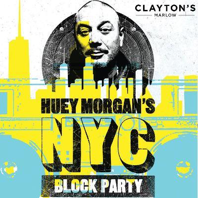 Huey Morgan NYC Block Party at Clayton's Marlow
