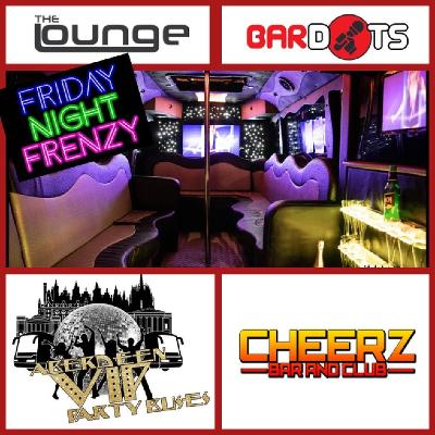 Friday FrenZy with Aberdeen VIP Party Buses