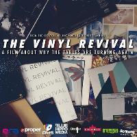 The Vinyl Revival Screening with Graham Jones