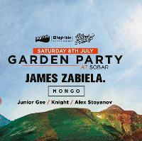 High Tide Garden Party feat JAMES ZABIELA