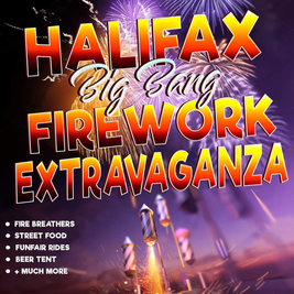 halifax big bang firework extravaganza