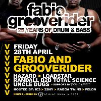 Fabio & Grooverider 25 Years of Drum and Bass