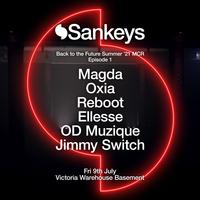 SankeysMCR Opening Party