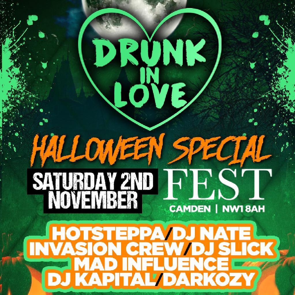 Drunk In Love - Halloween Special