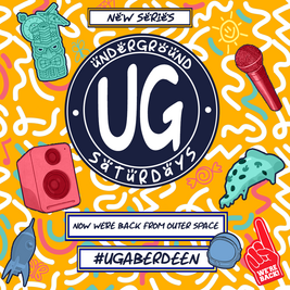 UG Saturdays - Now we're back from outer space!