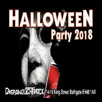 Halloween 2018 at Dreadnoughtrock