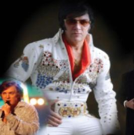 Elvis Legends Tribute Night - Bromsgrove  Tickets | Catshill Social Club Bromsgrove  | Fri 2nd July 2021 Lineup