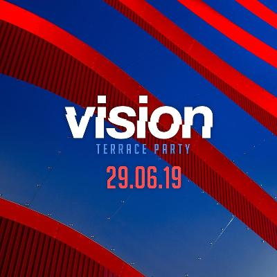 Vision | Terrace Party w/ Special Guest (Solid Grooves)