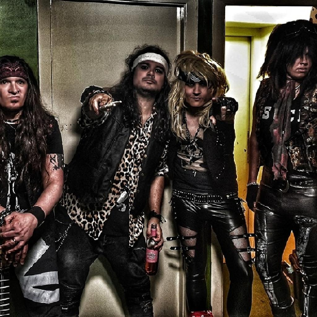 Motley Crude - The UK's Tribute to Motley Crue!