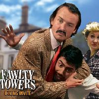 Fathers Day - Fawlty Towers Comedy Lunch