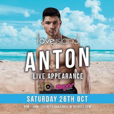 Anton From Love Island