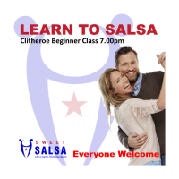 Weekly Salsa Classes Clitheroe