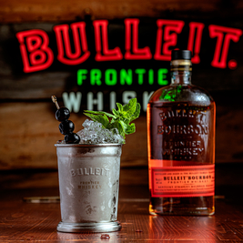 Bulleit Frontier Bar Pop-Up at Flat Iron Square