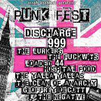 PUNK FEST !! Bradford Discharge and 999 to headline !!
