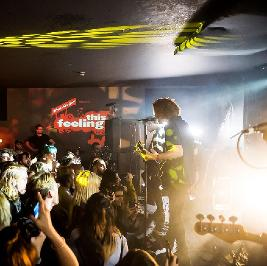 Venue: The Velvet Hands - Brighton *Rescheduled* | The Latest Music Bar Brighton  | Tue 23rd March 2021