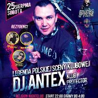 Dj Antex Legenda Polskiej sceny klubowej - Sounds of Poland