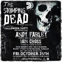 Déjà Vu presents - Stomping Dead Ibiza Reunion with Andy Farley