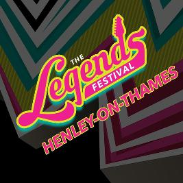 The Legends Festival - The Henley Showground, Henley-on-Thames