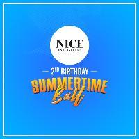 NICE Underground 2nd Birthday UKG/DNB SUMMERTIME RAVE