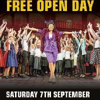 Pauline Quirke Academy Harrogate Free Open Day
