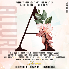 Allure #9 Bank Holiday Special