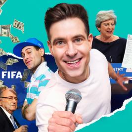 Comedy Lounge presents Tony Law & Simon Brodkin