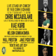 Live Stand up Comedy with Dane Baptiste and Kae Kurd Event Title Pic