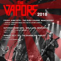 The Vapors + Special Guest
