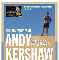 Andy Kershaw on the Barge