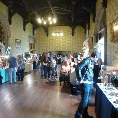 Brancepeth Castle Christmas Craft Fair 2019