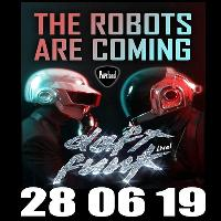 Daft Funk live plus special guests