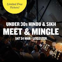 Leicester events whats on in leicester events guide leicester free hindu sikh meet and mingle leicester under 30s malvernweather Gallery