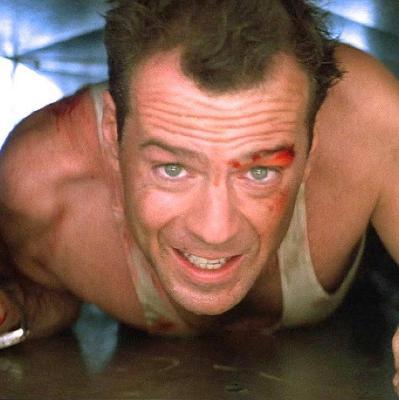 Above The Line: Christmas Screening. Die Hard
