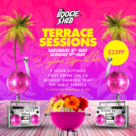 Outdoor Terrace Sessions