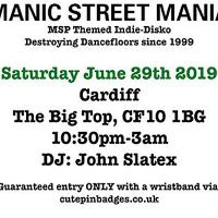 Manic Street Mania Aftershow