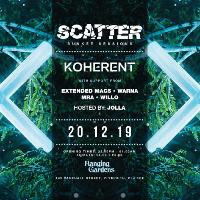 Scatter Bunker Sessions w/ Koherent & Jolla