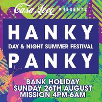 Hanky Panky - Day And Night Summer Festival