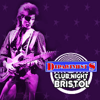 Dept S Club Night ✰ Bowie & Glam Night ✰
