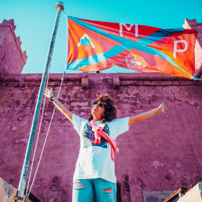 Annie Mac presents Lost & Found Festival - a four day long celebration of electronic music located on the beautiful Mediterranean island of Malta.