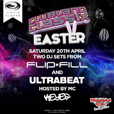 Clubland Classix ft  Ultrabeat & Flip n Fill, Hosted by MC