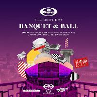 Miss Moneypenny's pres. The 25th Birthday Banquet & Ball
