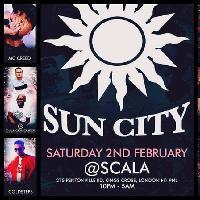 SUN CITY 2nd February
