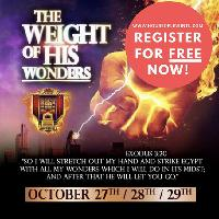 The Weight of His Wonders Conference