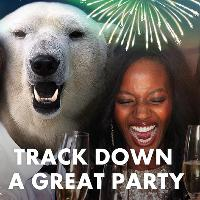 New Years Eve Party - £2K Giveaway, Buffet + Bubbles