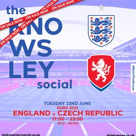 Euro Fan Park - Czech Republic vs. England